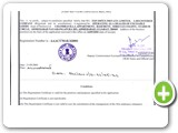 Central Excise Registration Certificate